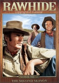 Rawhide: The Second Season - Volume 1