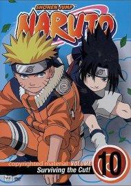 Naruto: Volume 10