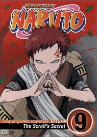 Naruto: Volume 9