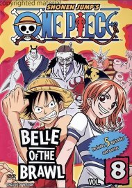 One Piece: Volume 8 - Belle of the Brawl