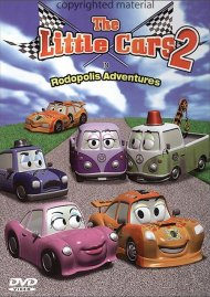 Little Cars 2, The: Rodopolis Adventures