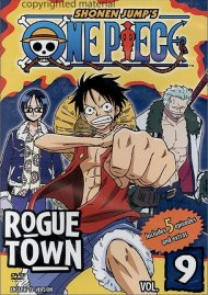 One Piece: Volume 9