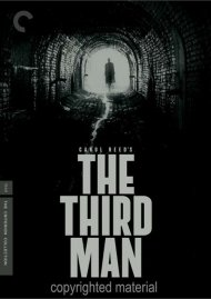 Third Man, The: The Criterion Collection (2 Disc Edition)