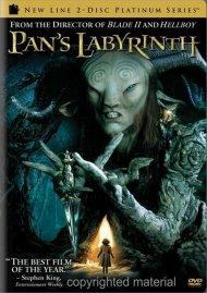 Pans Labyrinth: 2-Disc Platinum Series