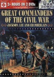 War Zone: Great Commanders Of The Civil War