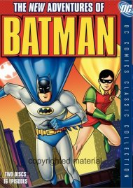 New Adventures Of Batman, The