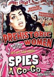 Johnny Legends Deadly Doubles Volume 3: Prehistoric Women / Spies A Go-Go