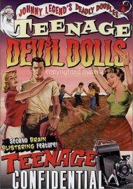 Johnny Legends Deadly Doubles Volume 4: Teenage Devil Dolls / Teenage Confidential
