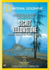 National Geographic: National Parks Collection - Secret Yellowstone