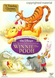 Many Adventures Of Winnie The Pooh, The: The Friendship Edition