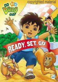 Go Diego Go!: Ready, Set, Go!