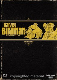 Harvey Birdman, Attorney At Law: Volume 3