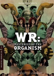 WR: Mysteries Of The Organism - The Criterion Collection