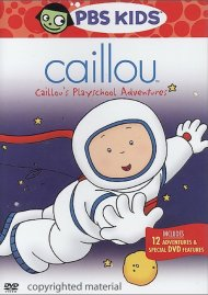 Caillou: Playschool Adventures