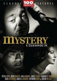 Mystery Classics: 100 Movie Pack
