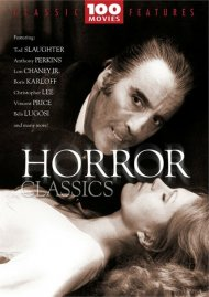 Horror Classics: 100 Movie Pack