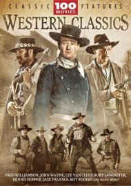 Western Classics: 100 Movie Pack