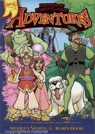 Festival Of Family Classics: Adventures - Volume 2