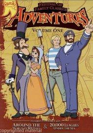 Festival Of Family Classics: Adventures - Volume 1