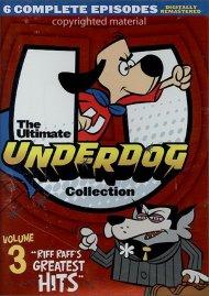 Ultimate Underdog, The: Volume 3