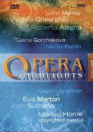 Opera Highlights: Volume 1