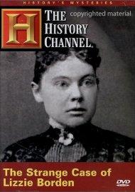 Historys Mysteries: The Strange Case Of Lizzie Borden