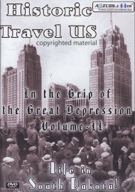 Historic Travel U.S.: In The Grip Of The Great Depression - Volume 2
