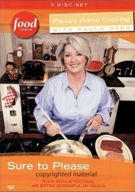 Paulas Home Cooking With Paula Deen: Sure To Please