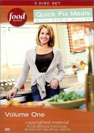 Quick Fix Meals With Robin Miller: Volume One