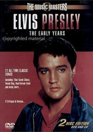 Music Masters, The: Elvis Presley - The Early Years