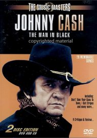 Music Masters, The: Johnny Cash - The Man in Black