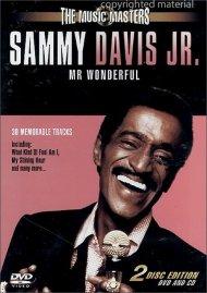 Music Masters, The: Sammy Davis Jr. - Mr. Wonderful