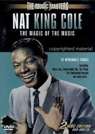 Music Masters, The: Nat King Cole - The Magic Of The Music