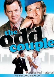 Odd Couple, The: The Second Season