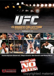 UFC Classics Collection: Volumes 1 - 4