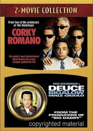 Corky Romano / Deuce Bigalow: Male Gigolo (Double Feature)