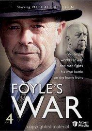 Foyles War: Set 4