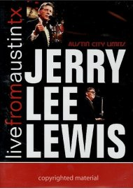 Jerry Lee Lewis: Live From Austin, TX