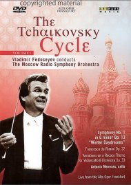 Tchaikovsky Cycle, The: Volume 1