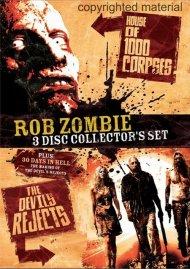 Rob Zombie: 3 Disc Collectors Set