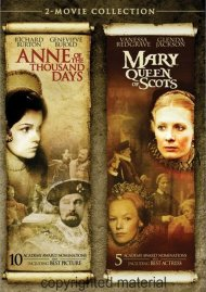 Anne Of The Thousand Days / Mary, Queen Of Scots (2 Movie Collection)
