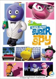 Backyardigans, The: Super Secret Super Spy