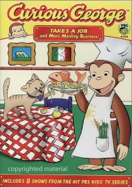 Curious George: Takes A Job And More Monkey Business