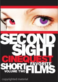 Second Sight: Volume Two