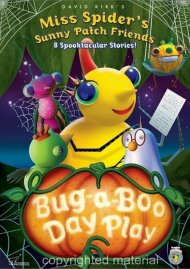 Miss Spiders Sunny Patch Friends: Bug-A-Boo Day Play