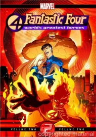Fantastic Four: Worlds Greatest Heroes - Volume 2