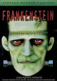 Frankenstein: Vintage Horror Classics