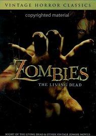 Zombies: The Living Dead - Vintage Horror Classics