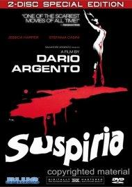 Suspiria: 2-Disc Special Edition