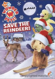 Wonder Pets: Save The Reindeer